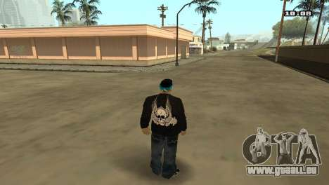 Skin Pack The Rifa für GTA San Andreas dritten Screenshot