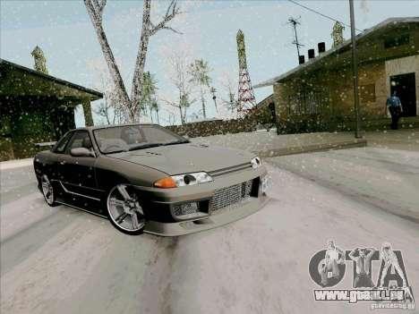 Nissan Skyline GTS-T pour GTA San Andreas