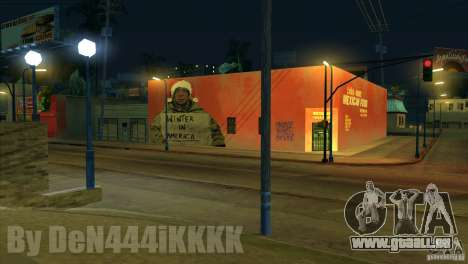 Graffiti für GTA San Andreas zweiten Screenshot