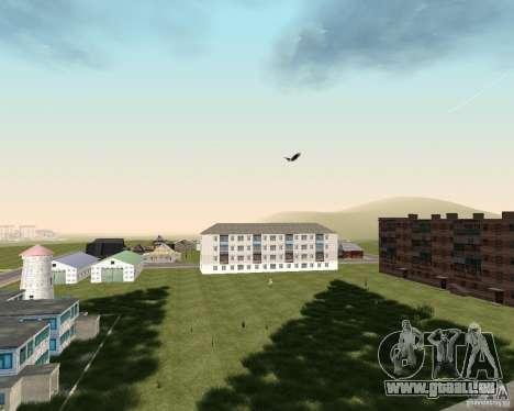Ein Prostokvasino für die CD für GTA San Andreas zweiten Screenshot