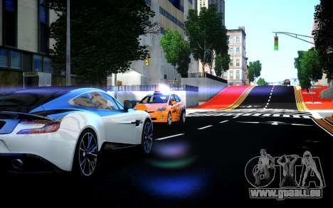 Different HD Roads für GTA 4
