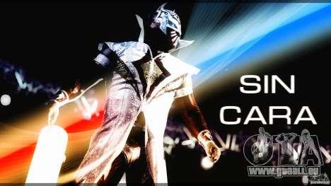 Écrans de chargement WWE 2012 pour GTA San Andreas quatrième écran
