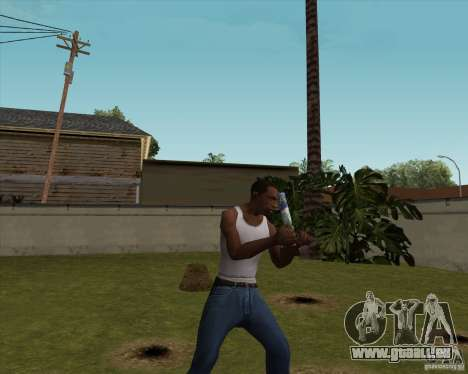 Atlas für GTA San Andreas dritten Screenshot