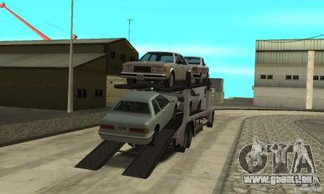 Avtoparkovŝik für GTA San Andreas zweiten Screenshot