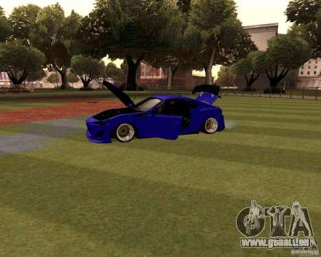 Scion FR13 pour GTA San Andreas vue de côté