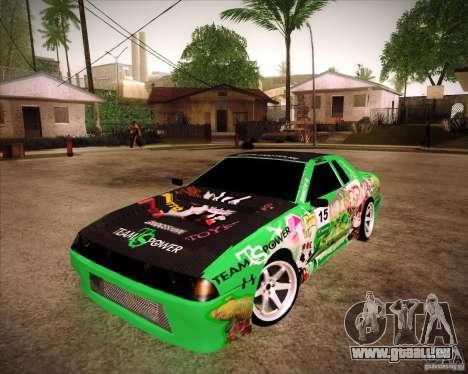 Elegy Toy Sport v2.0 Shikov Version pour GTA San Andreas