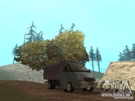 GAZ-3310 Valdaï pour GTA San Andreas