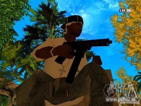 New Weapon Pack für GTA San Andreas fünften Screenshot