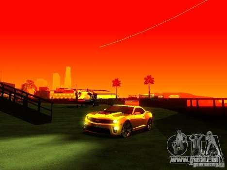 ENBSeries by JudasVladislav für GTA San Andreas siebten Screenshot