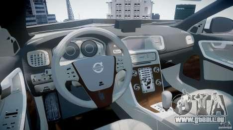 Volvo S60 Macedonian Police [ELS] pour GTA 4 est un droit