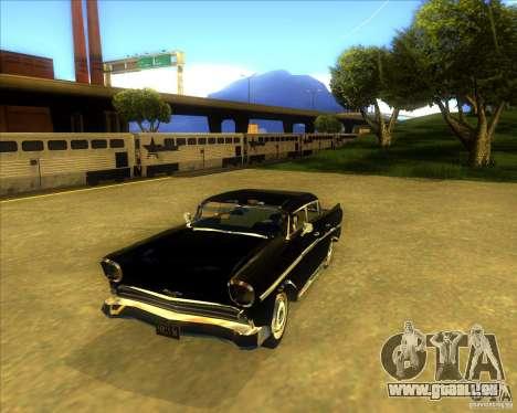 Hollywood pour GTA San Andreas vue arrière