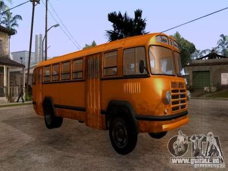 LIAZ 158 pour GTA San Andreas