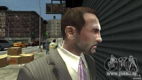 Johnny Klebitz pour GTA 4 troisième écran