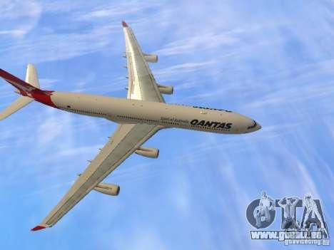 Airbus A340-300 Qantas Airlines für GTA San Andreas