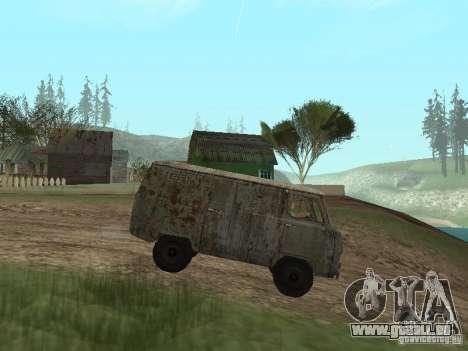 UAZ 452 pour GTA San Andreas