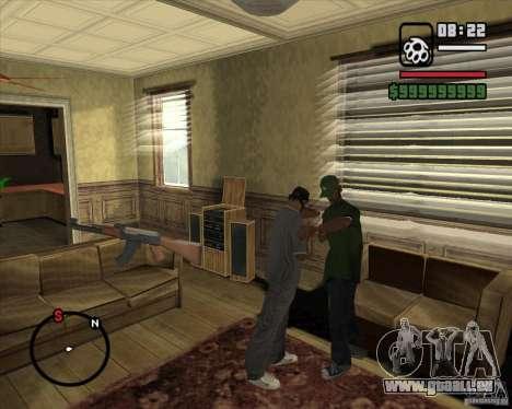 Greetings 2U: GS für GTA San Andreas sechsten Screenshot