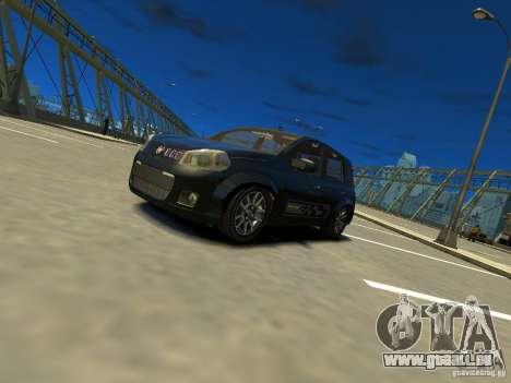 Fiat Novo Uno Sporting pour GTA 4