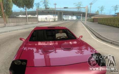 New Alpha für GTA San Andreas obere Ansicht