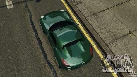 Pontiac Solstice 2009 pour GTA 4 est un droit