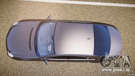 Mercedes-Benz CLS 63 pour GTA 4 Vue arrière