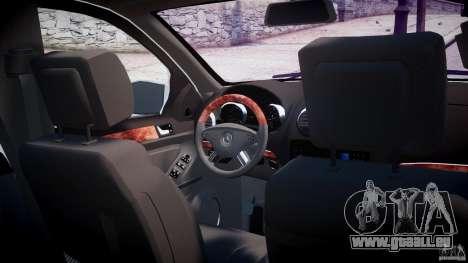 Mercedes-Benz GL450 pour GTA 4
