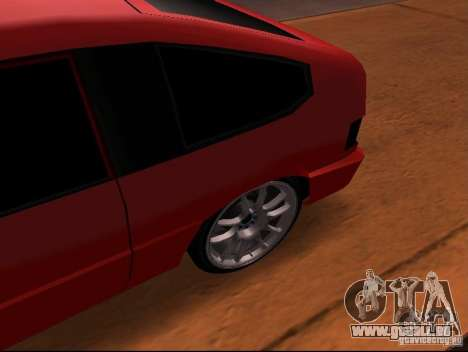 New Blistac für GTA San Andreas rechten Ansicht
