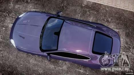 Jaguar XKR-S für GTA 4 rechte Ansicht