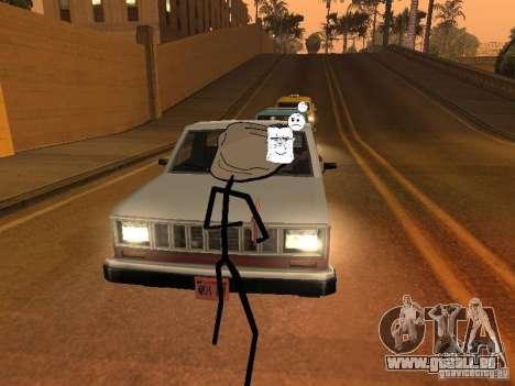 Meme Ivasion Mod für GTA San Andreas sechsten Screenshot