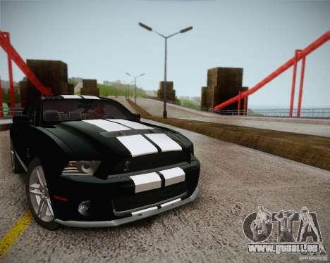 ENBSeries by ibilnaz v 2.0 pour GTA San Andreas huitième écran