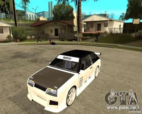 VAZ 2108 eXtreme für GTA San Andreas