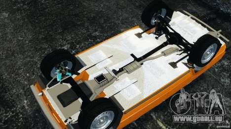 VAZ-21043 v1. 0 für GTA 4 Innen