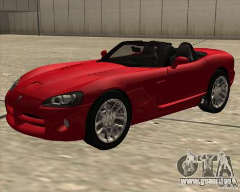Dodge Viper SRT-10 Roadster für GTA San Andreas