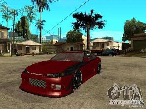 Nissan Silvia S-15 für GTA San Andreas