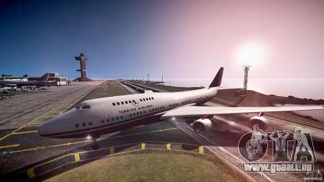 THY Air Plane pour GTA 4