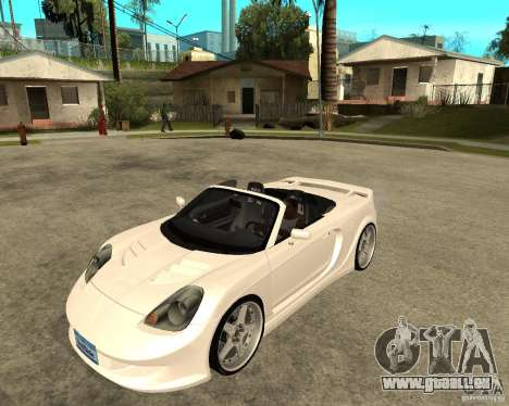 Toyota MRS2 Veilside für GTA San Andreas