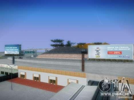Neue Plakate rund um den Zustand für GTA San Andreas dritten Screenshot