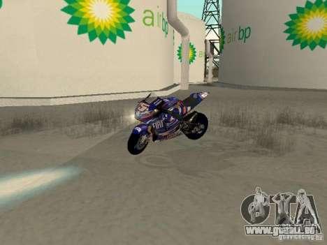 New NRG-500 für GTA San Andreas rechten Ansicht