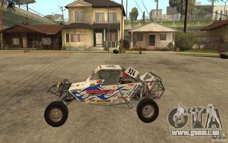 CORR Super Buggy 2 (Hawley) pour GTA San Andreas laissé vue