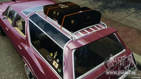 Oldsmobile Vista Cruiser 1972 v1.0 pour GTA 4