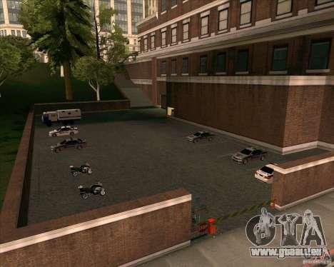 Priparkovanyj Transport v1. 0 für GTA San Andreas siebten Screenshot