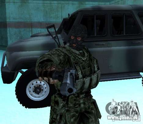 Stalker-Shadow of Chernobyl SWAT OGSE für GTA San Andreas