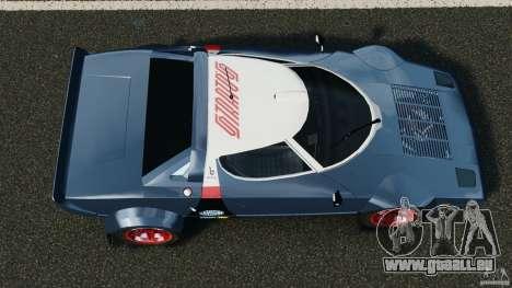 Lancia Stratos v1.1 für GTA 4 rechte Ansicht