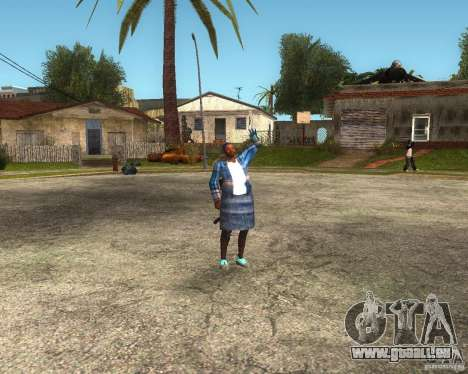 Gangsta Granny für GTA San Andreas dritten Screenshot