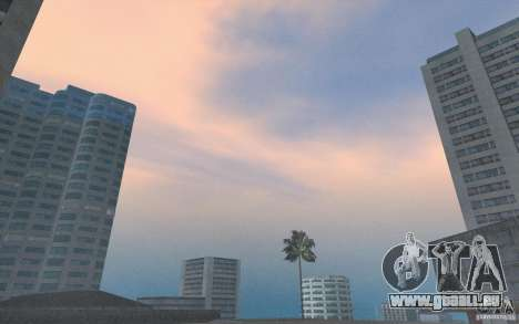 Timecyc Los Angeles für GTA San Andreas her Screenshot