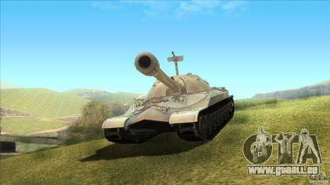 IS-7 Heavy Tank pour GTA San Andreas
