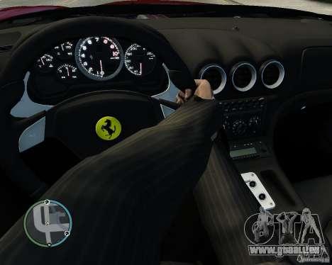 Ferrari 575M Maranello 2002 pour GTA 4 est un côté