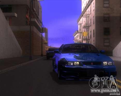 ENBSeries by LeRxaR v4.0 pour GTA San Andreas quatrième écran