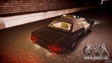 AMC Matador CHP [ELS] für GTA 4-Motor
