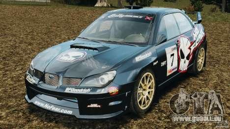 Subaru Impreza WRX STI N12 für GTA 4