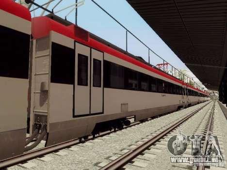 ÈD4MKM 0155 pour GTA San Andreas laissé vue